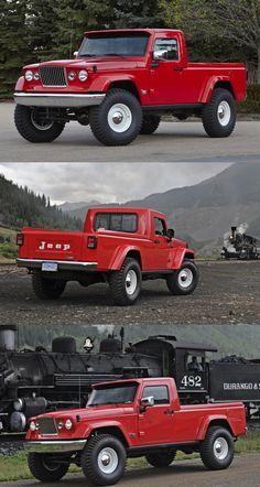 Jeep J-12. JC JEEP