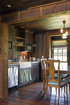 In Love With This Kitchen Style U0026 This Entire Little Cottage. Part 76