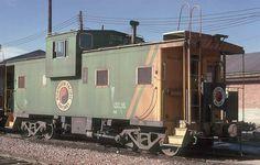 Vintage Trains, Old Trains, Rail Train, Train Car, Railroad Pictures, Burlington Northern, Railroad Photography, Rolling Stock, Train Layouts