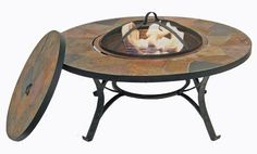 Deeco CP Arizona Sands Fire Pit Table with Cast Iron Fire Bowl, Spark Guard Screen Fire Pit Patio, Fire Pit Table, Sand Fire Pits, Natural Gas Fire Pit, Portable Fire Pits, Wicker Patio Furniture, Fire Bowls, Outdoor Tables, San Diego