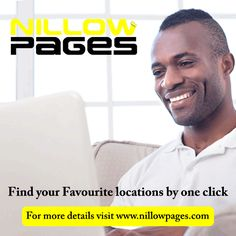 Find your #Favourite #locations in #Nigeria just by one click For more details visit:http://www.nillowpages.com/