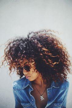 ineedsleepmore: Live Your Life , Fuck What Everybody Else... (Fuck Yeah Curls…