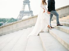 Photography: Sarah Goss - sarahgossphotography.com/   Read More on SMP: http://www.stylemepretty.com/2015/12/04/marriage-matters-7th-anniversary-in-paris/
