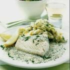 Haddock with parsley sauce @ allrecipes.co.uk! This is whats for dinner 2nite! :)