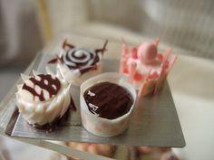 mini macaron cake by ~Snowfern on deviantART