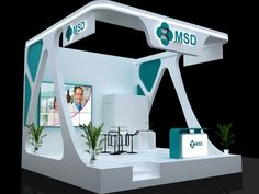 small exhibition booth - Google Search