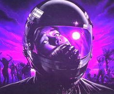 Image result for futuristic punk poster design