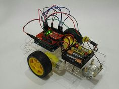 2WD Arduino Car