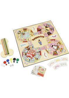 Vulgarville Adult Board Game