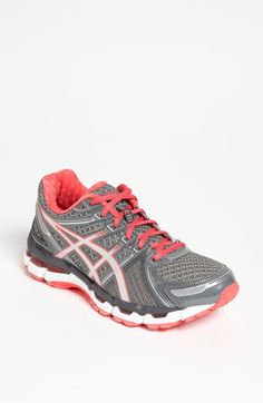 This shoe is my new favorite! ASICS® 'GEL-Kayano® 19' Running Shoe (Women) (Nordstrom Exclusive Color) available at #Nordstrom
