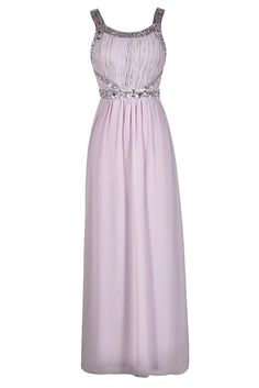 #Lily Boutique - #Lily Boutique You're A Gem Embellished Maxi Dress in Lavender - AdoreWe.com