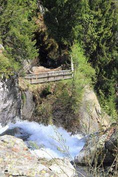 Cascade de Berard, Haute-Savoie / near Chamonix, Rhone-Alpes, France