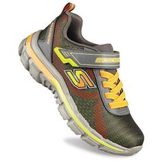 Skechers Nitrate Brio Boys' Cross-Training Shoes | Boy's shoes and clothing  | Pinterest | Cross training shoes, Skechers and Cross training