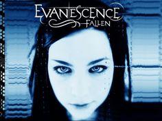 Fallen, Evanescence Album  #Evanescence (Fallen), album, amy lee, band, cover, evanescence, female ...