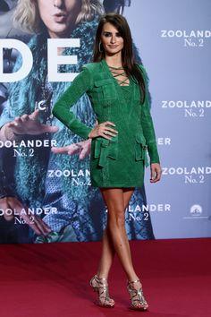 Penelope Cruz Berlín Zoolander Balmain