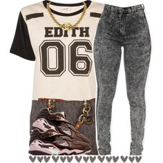 A fashion look from October 2014 featuring Edith A. Miller t-shirts and Michael Kors handbags. Browse and shop related looks.