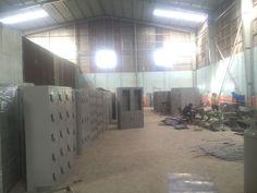 Xưởng sản xuất tủ locker Vinamax