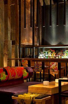 Restaurante by Munge Leung