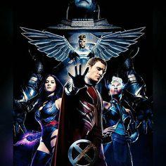 This looks unbearably cool!  CAN'T WAIT!! Archangel looks like a beast! :-) :-) :-) ・・・ #Magneto #Psylocke #Storm #ArchAngel #Apocalypse #XMenApocalypse #fox #xmen #movie #film #marvelcomics #video #xmen #comics #entertainment #hollywood #picoftheday #podcast #subscribe #batman #humor #funny #comedy #marvel #nerd #geek #nerdalert #NerdsUnite