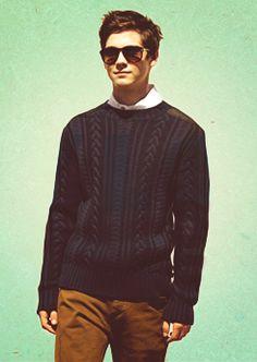 Logan Lerman *swoon*