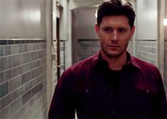 Demon!Dean's hair is literally my fave ♥