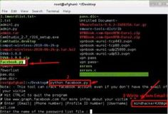 How to hack Gmail , Wifi , Twitter, Facebook account hack with kali linux