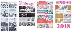 #31 2018 Spring & Summer Thirty-One prints are here! Choose between Seasonal Colors, Black & White, Bright & Bold and Neutral Base. Find these at MyThirtyOne.Com/PiaDavis or look for your consultant. Make sure to check out the new STUDIO Thirty-One BYOB… Build Your Own Bag. Some new prints are… Ditty Dot, Dandelion Dream, Patio Pop, Bloomin' Bouquet, Lotta Colada, Calypso Coral Pebble, Fab Flourish, Sparkling Squares, Dragonfly Daze & Diamond Straw.