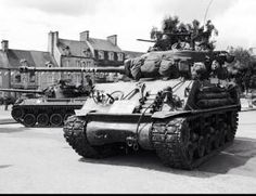 "The Sherman M4A2E8 was known as the ""Easy 8"". This is the real ""Fury"" tank- date/location unknown."