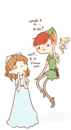 ADVENTURE TIME STYLE PETER PAN.