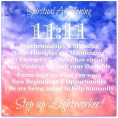 When noticing the Angel Number 1111 appearing, take notice of the thoughts you had right at that moment, as 1111 indicates that your thoughts and beliefs are aligned with your truths. For example, if you held an inspired idea at the time of seeing Calling All Angels, Number 1111, Affirmations, Number Meanings, Angel Numbers, No Kidding, Spirit Guides, Spiritual Awakening, Spiritual Guidance