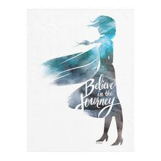 Frozen 2: Elsa | Believe in the Journey Fleece Blanket
