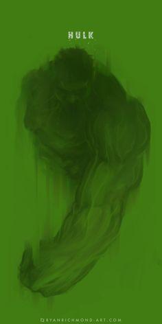 Hulk by Ryan Richmond * …