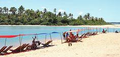 Praia da Barra, Caraíva