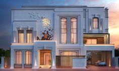 private villa 375 m Kuwait by sarah sadeq architects