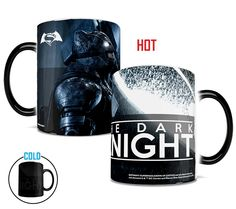 Batman v Superman: Dawn of Justice™ (Gotham Guardian) Morphing Mugs™ Heat-Sensitive Mug