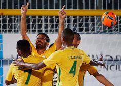 Blog Esportivo do Suíço:  Brasil reage, goleia o Irã e se sagra bicampeão da Copa Intercontinental