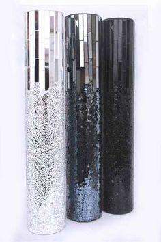DIFERENTES OBJETOS DE DECORACION  - Página 2 Eba39eab96ce08b07db5f8f516e84070--tiled-mirror-mosaic-mirrors