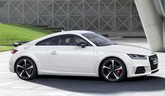 Audi TT S Line Competition : toujours plus de sportivité
