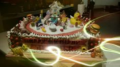 Gin, Cake, Desserts, Food, Kochen, Pie Cake, Meal, Cakes, Deserts