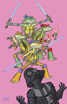 Teenage Mutant Ninja…