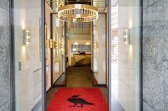 Dyer-Smith Frey   www.dyersmith-frey.com Project: CITY HOTEL ZURICH     Year: 2013      Building area: 1400 sqm      Link: www.hotelcity.ch