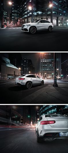 Sportiness of a coupé, strengths of an SUV - Meet the Mercedes-AMG GLE 63 S.  [Mercedes-AMG GLE 63 S | Fuel consumption combined: 11.9 l/100km | combined CO₂ emissions: 278 g/km | http://mb4.me/efficiency_statement]