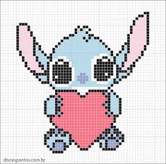 Doces Pontos: Lilo e Stitch
