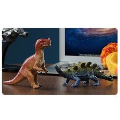 Firefly Inevitable Betrayal Talking Dinosaur Figure Set:  Actor Alan Tudyk's actual lines from Firefly! Set includes 2 dinosaur figures: 1 stegosaurus and 1 theropod.  $29.99 Batteries included.