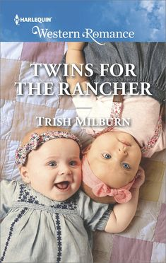 Twins for the Rancher (Harlequin Western Romance, March 2018)