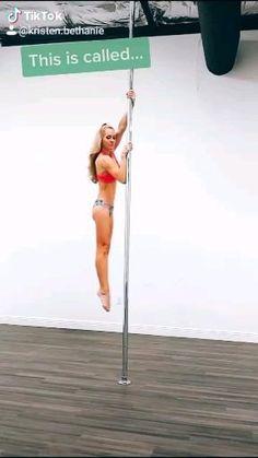 Pole Dance Moves, Pool Dance, Pole Dancing, Pole Fitness Moves, Pole Fitness Clothes, Pole Tricks, Dance Tricks, Pole Art, Aerial Dance