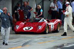 Ferrari 312 P 1969