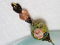 Hat Pins - Do you have a collection?  ~ I do, and someday soon, mine will be on here! ~ NMB ~