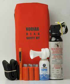 Professional Soft Shell Bear Safety Kit