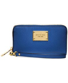 MICHAEL Michael Kors Electronics Large Multi Function Phone Case - MICHAEL Michael Kors - Handbags & Accessories - Macy's, Thank you hubby